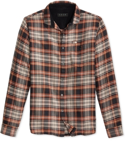 KR3W - Easy Rider Long-Sleeve Flannel Shirt