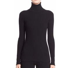 Moncler - Rib Knit Turtleneck Sweater