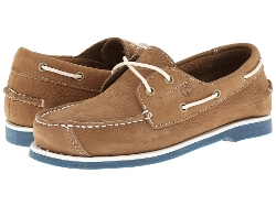 Timberland Kids - Peaks Island Two Eye Boat Shoes
