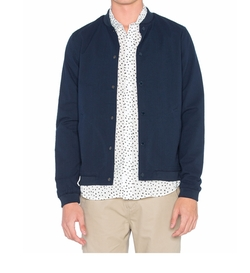 Native Youth - Seersucker Bomber Jacket