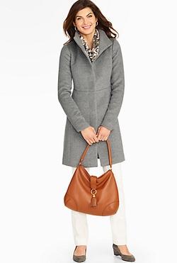 Talbots - Gramercy Wool Coat