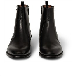 Givenchy   - Leather Chelsea Boots