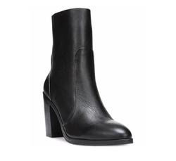 Carlos by Carlos Santana - Portia Pointed Block-Heel Boots