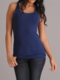 Luxe Junkie  - Seamless Double Scoop Cami