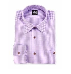 Ike Behar - Check Dress Shirt