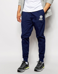 Franklin & Marshall - Cotton Poplin Track Pants
