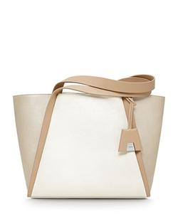 Akris  - Alex Medium Bucket Tote Bag
