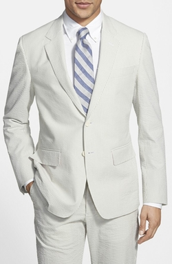Grayers - Haspel Seersucker Cotton Sport Coat & Trousers