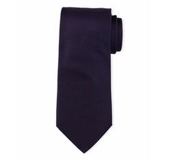 Giorgio Armani - Diagonal-Stripe Twill Tie