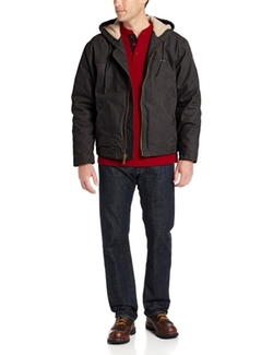 Wolverine - Sherpa Lined Duck Jacket