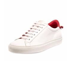 Givenchy - Urban Street Leather Low-Top Sneakers
