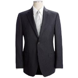 Ralph Lauren  - Thin Beaded Stripe Suit - Slim Fit, Wool