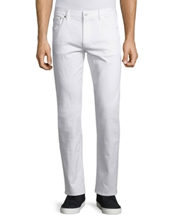 Michael Kors  - Five Pocket Stretch Denim Jeans