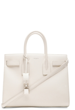 Saint Laurent - Small Sac De Jour Carryall Bag