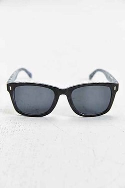 Urban Outfitters - Geo Print Square Sunglasses