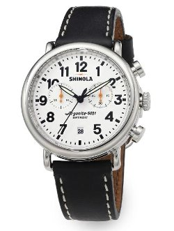 Shinola - Runwell Stainless Steel Chronograph Watch