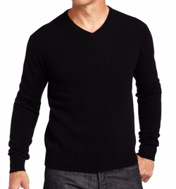 Williams Cashmere - Cashmere V-Neck Sweater
