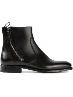 Givenchy  - Zipped Ankle Boots