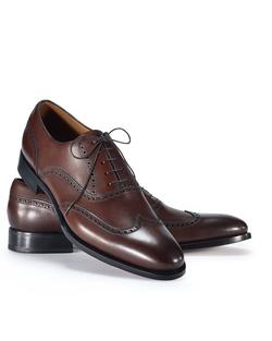 Ralph Lauren - Calfskin Denley Oxford Shoes