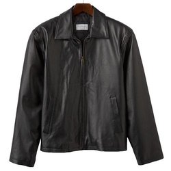 Dockers - Split Napa Leather Jacket