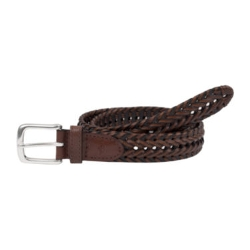 Dockers - Leather Braided Belt