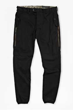 French Connection - Machine Gun Stretch Trousers