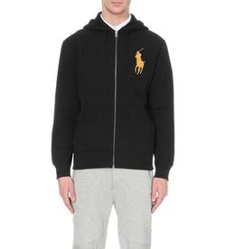Ralph Lauren - Branded Jersey Hoody