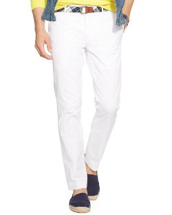 Polo Ralph Lauren - Slim-Fit Stretch Chinos