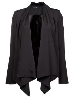 Jay Godfrey  - Draped Shawl Collar Blazer
