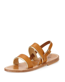 K. Jacques  - Barigoule Double-Band Sandal
