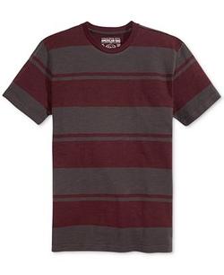 American Rag  - Wide Striped T-Shirt