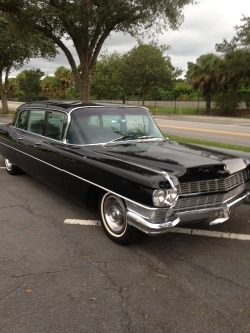 Cadillac - 1964 Fleetwood Limousine