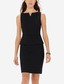 The Limited - Peplum Sheath Dress