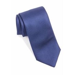 Canali - Solid Silk Tie