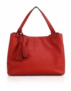 Tory Burch - Thea Center Zip Tote Bag