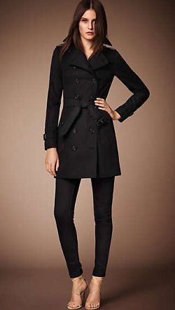 Burberry London  - Sandringham Long Heritage Trench