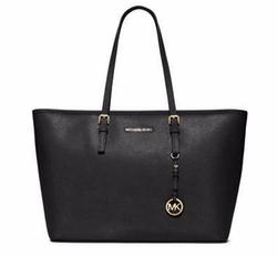 Michael Michael Kors - Jet Set Travel Medium Saffiano Tote Bag