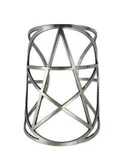 Pamela Love  - Mini Pentagram Cuff In Silver