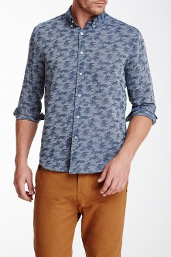 Slate & Stone  - Grant Camouflage Shirt