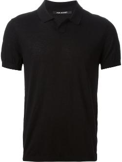 Neil Barrett  - Slim Polo Shirt