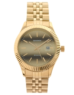 Sekonda - Sekonda Gold Bracelet Watch