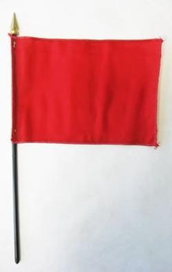 Flagline - Red Attention Flag