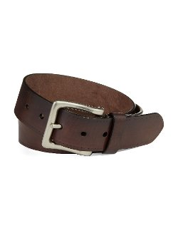 John Varvatos - Genuine Leather Belt