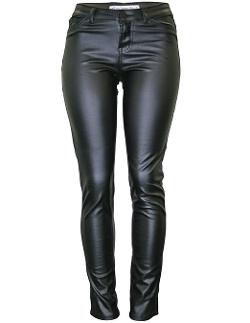 Cielo - Super Trendy Faux Skinny Pants