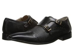 Giorgio Brutini - Dual Buckle Shoes