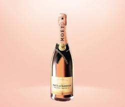 Moët & Chandon - Nectar Impérial Rosé Champange