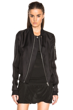Rick Owens  - Flight Jacket