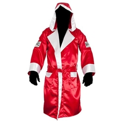 Cleto Reyes - Satin Boxing Robe