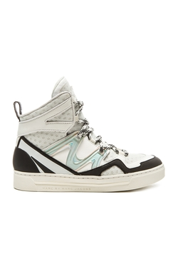 Marc By Marc Jacobs - Ninja Hi Top Tech Sneakers