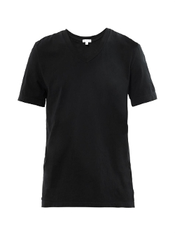 James Perse - V-neck T-Shirt